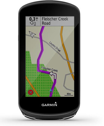 Edge 1030 Plus. Garmin Cycle Map