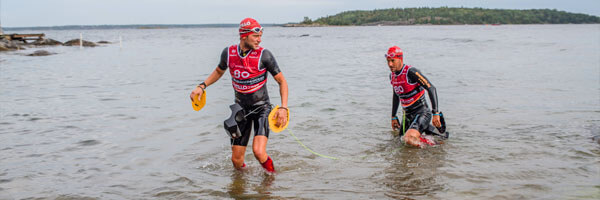 Plan de entrenamiento Swimrun Media Distancia